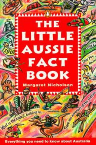 9780140248692: Little Aussie Fact Book: Everything You Need To Know About Australia