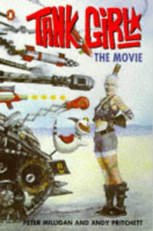9780140248777: Tank Girl: Graphic Novelisation