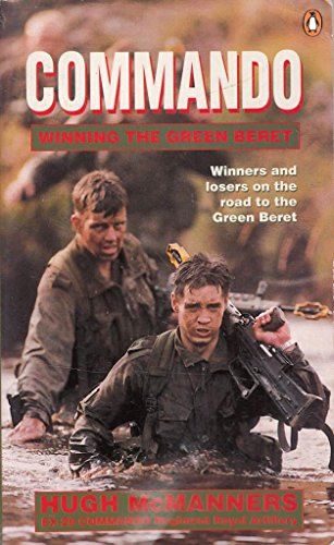 9780140249019: Commando: Winning the Green Beret (BBC Books)