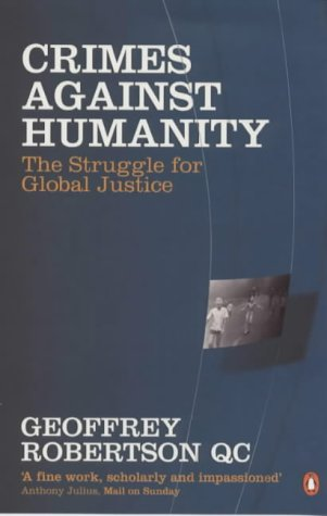 9780140250299: Crimes Against Humanity: The Struggle for Global Justice
