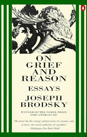 9780140250572: On Grief and Reason - Essays Pb