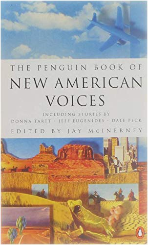 The Penguin Book of New American Voices:Cowboys, Indians and Commuters: Ed. Jay Mcinerney