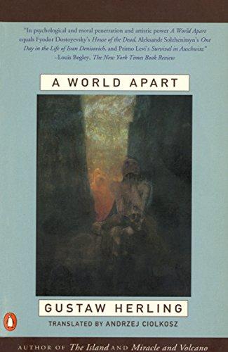 A World apart (Paperback): Gustav Herling