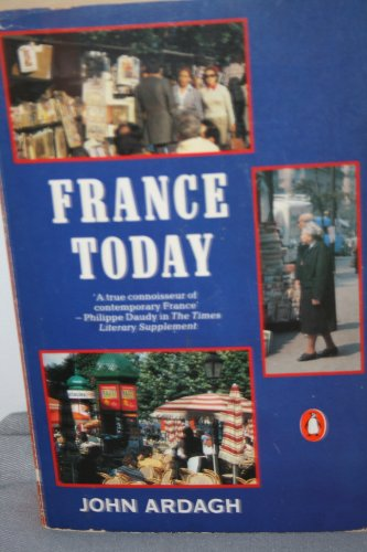 9780140251852: France Today