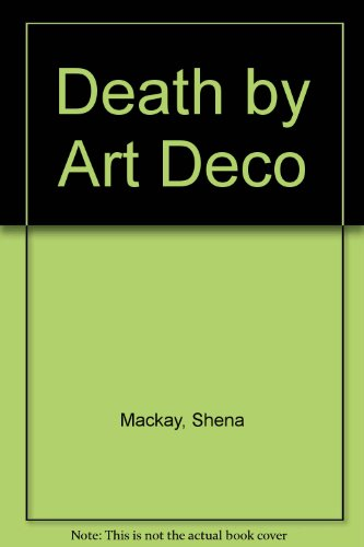 9780140252033: Death by Art Deco