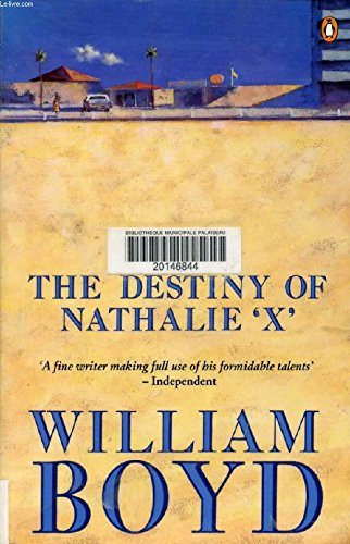 "9780140252200: ""The Destiny of Nathalie 'X'"": and Other Stories: ""the Destiny of Nathalie 'X'""; ""Transfigured Night""; ""Hotel DES Voyageurs""; ""Never Saw Brazil""; ""the ... for N""; ""the Persistence of Vision""; ""Cork"""