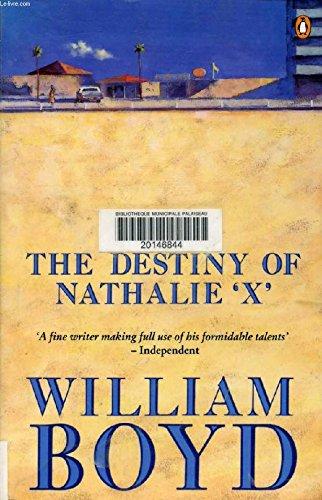 9780140252200: Destiny Of Nathalie X