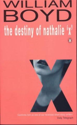 9780140252224: 'THE DESTINY OF NATHALIE ''X'''