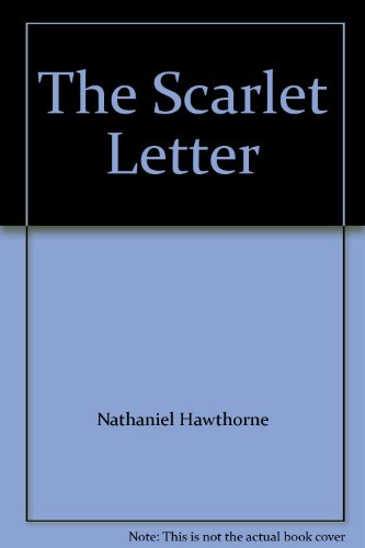 understanding the emotional and physical type of suffering in the scarlet letter by nathaniel hawtho The scarlet letter sparknotes is one of the most popular scarlet letter nathaniel hawthorne's novel in terms of both physical and emotional.