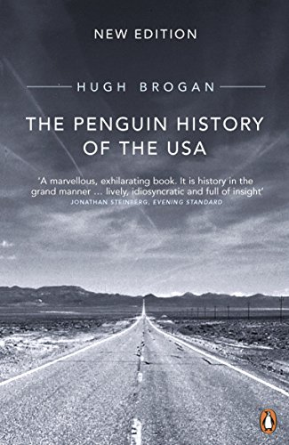 9780140252552: The Penguin History of the USA: New edition