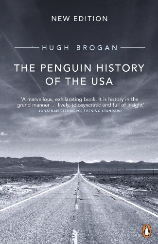 9780140252552: The Penguin History of the United States of America.