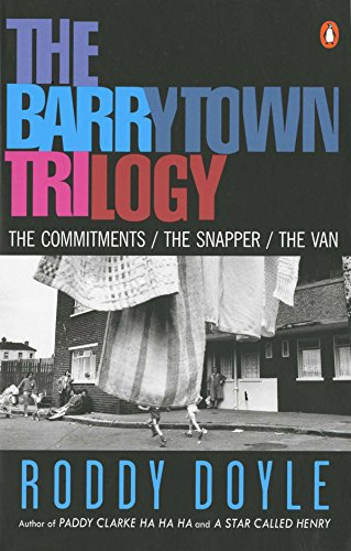 9780140252620: The Barrytown Trilogy:the Commitments; the Snapper; the Van