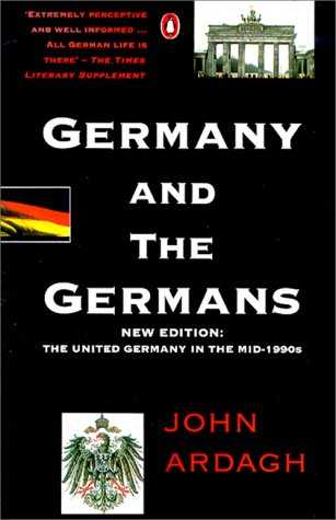9780140252668: Germany and the Germans: The United Germany in the Mid-1990's