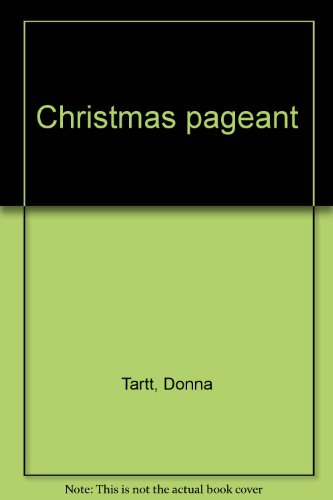 9780140252989: Christmas pageant