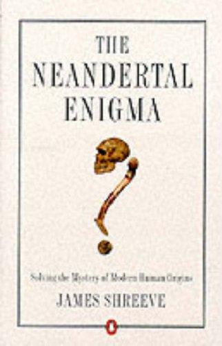 9780140253337: The Neandertal Enigma