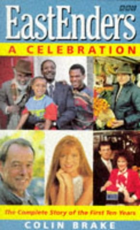 """9780140253399: """"Eastenders"""": The First Ten Years - A Celebration (BBC Books)"""