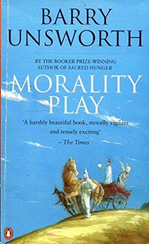 9780140253467: Morality Play