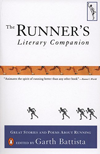 9780140253535: The Runner's Literary Companion: Great Stories and Poems about Running