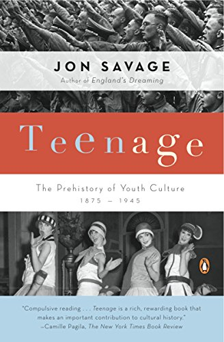 9780140254150: Teenage: The Prehistory of Youth Culture: 1875-1945