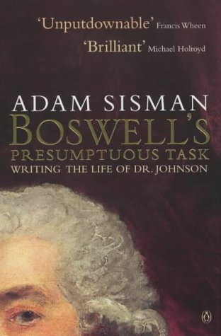 9780140254211: Boswell's Presumptuous Task