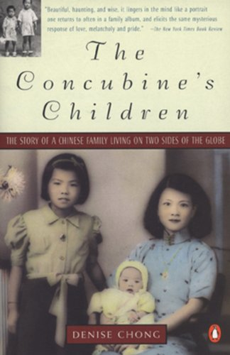 9780140254273: The Concubine's Children: The Story of a Chinese Family Living On Two Sides of the Globe