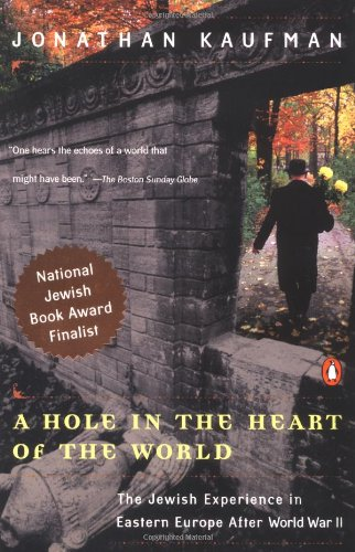 9780140254532: A Hole in the Heart of the World: Being Jewish in Eastern Europe