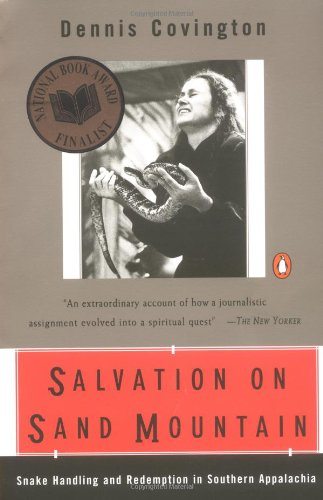 9780140254587: Salvation on Sand Mountain: Snake-Handling and Redemption in Southern Appalachia