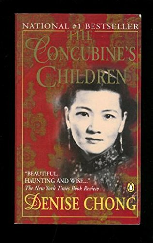 9780140255140: The Concubine's Children: The Story of a Chinese Family Living On Two Sides Of The Globe