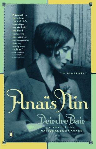 9780140255256: Anais Nin: A Biography