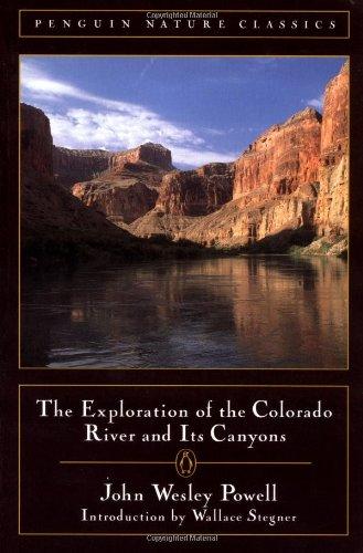 9780140255690: Exploration of the Colorado River (Penguin Nature Classics)