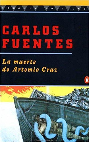 9780140255829: La Muerte de Artemio Cruz (Spanish Edition)