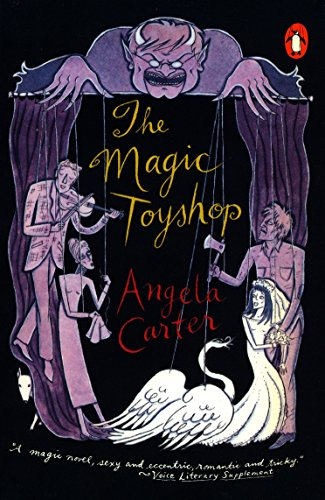 The Magic Toyshop: Carter, Angela
