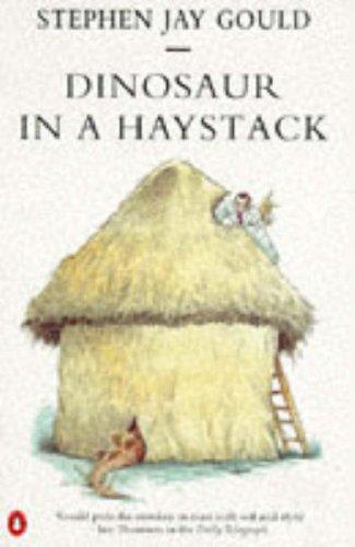 9780140256727: Dinosaur in a Haystack (Penguin science)