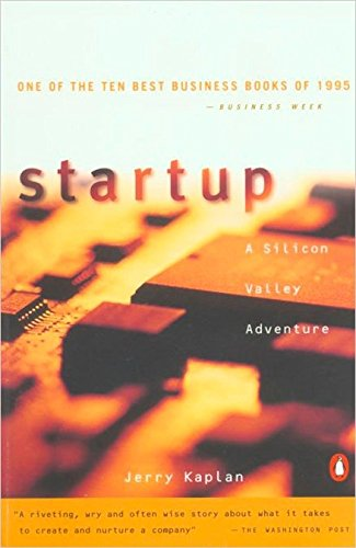 9780140257311: Startup: A Silicon Valley Adventure