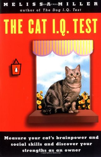 9780140257359: The Cat I.Q. Test