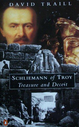 9780140257397: Schliemann of Troy Treasure and Deceit
