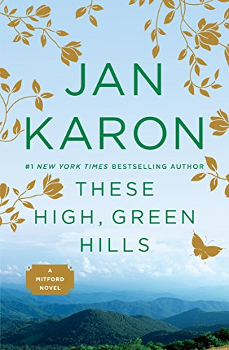 9780140257939: These High, Green Hills (Mitford Years)