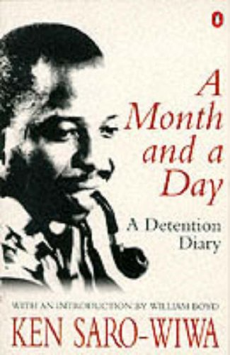 9780140258684: A Month and a Day: A Detention Diary
