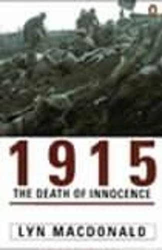 9780140259001: 1915: The Death of Innocence