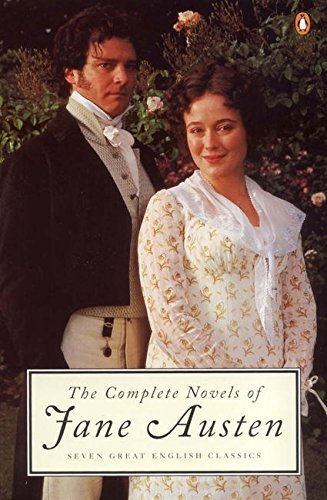 9780140259445: The Complete Novels of Jane Austen: Seven Great English Classics