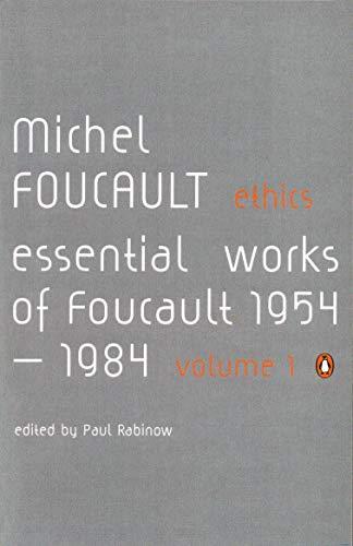 9780140259544: Essential Works of Michel Foucault, 1954-1984 (v. 1)