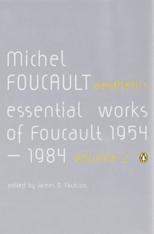 9780140259568: Essential Works of Michel Foucault, 1954-1984 (Essential Works of Foucault, 1954-1984) (v. 2)