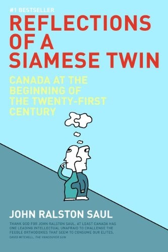 9780140259889: Reflections of a Siamese Twin: Canada at the End of the Twentieth Century