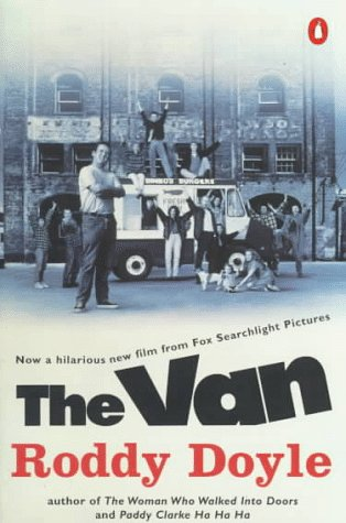 9780140260021: The Van (movie tie-in)