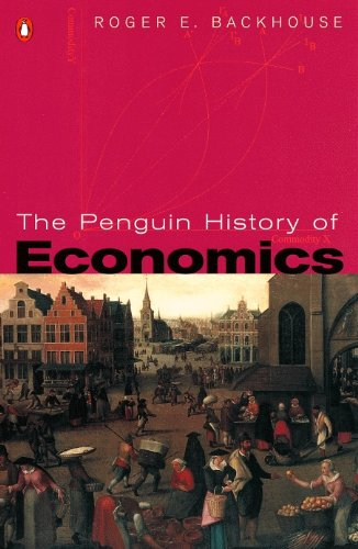9780140260427: The Penguin History of Economics