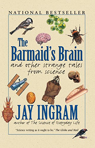 9780140260670: Barmaids Brain And Other Strange Tales From Science