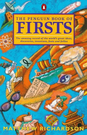 9780140261035: The Penguin Book of Firsts