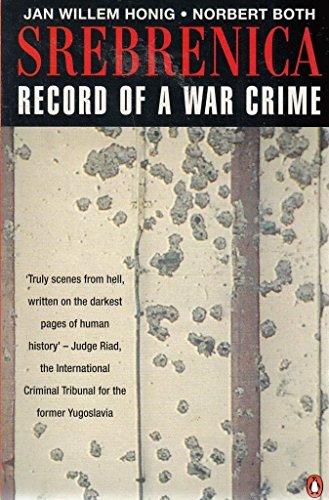 9780140261653: Srebrenica: Record of a War Crime