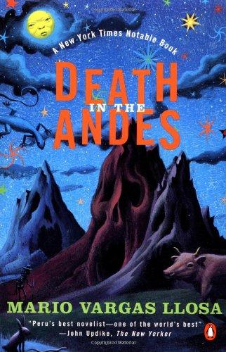 Death in the Andes: Vargas Llosa, Mario,