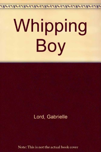 9780140262193: Whipping Boy
